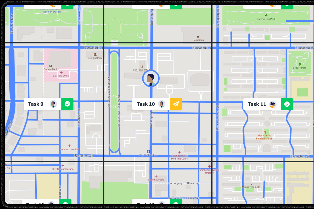 The tool liberates cities and map-makers to collect map data much more easily