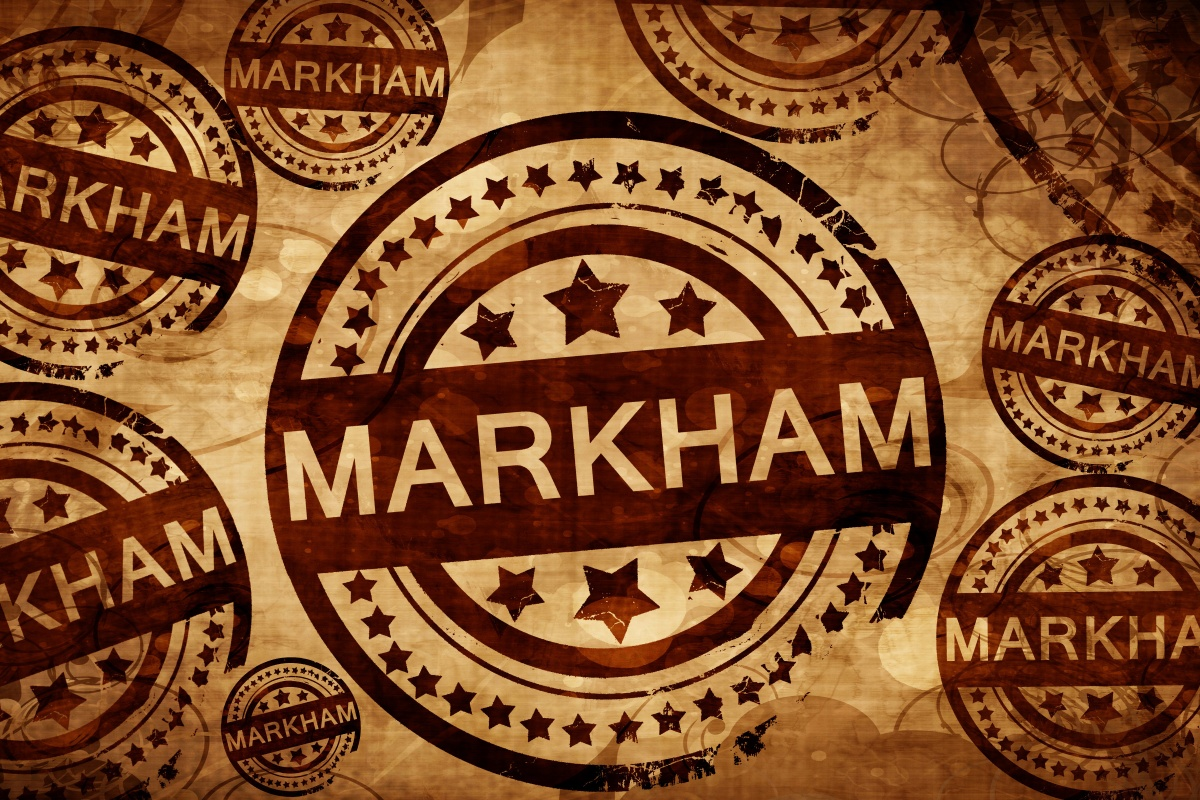 Markham is the largest of nine communities in Canada's York Region