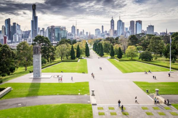 Melbourne makes major investments in parks, waste and water
