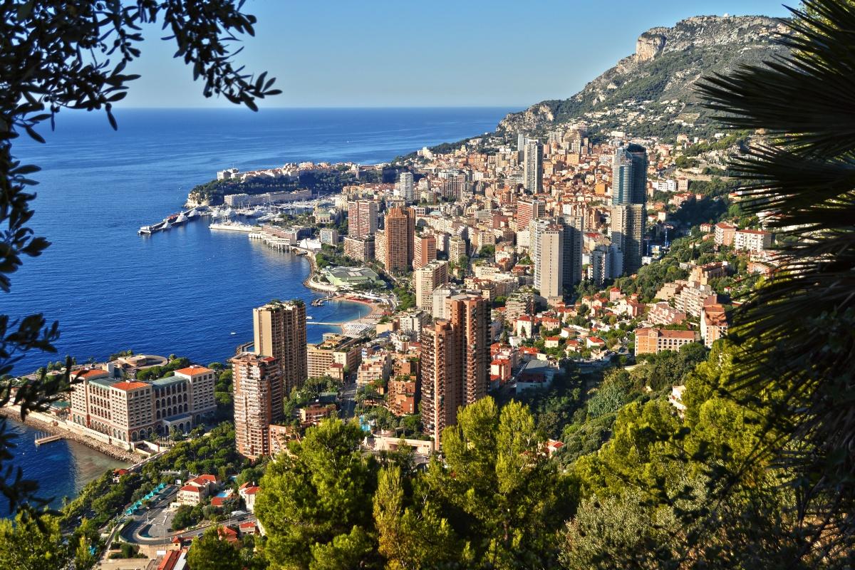 The pedal-assist e-bikes will help riders traverse Monaco's hilly terrain