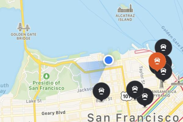 Moovit and SpotHero simplify commuting in San Francisco