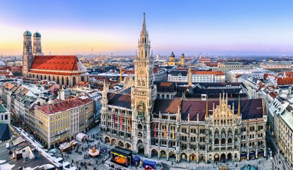 Intelligent traffic control pilot improves air quality in Munich