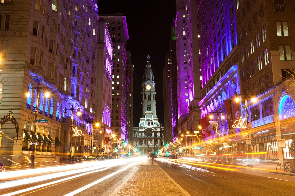 Philadelphia releases its roadmap to becoming a smart city