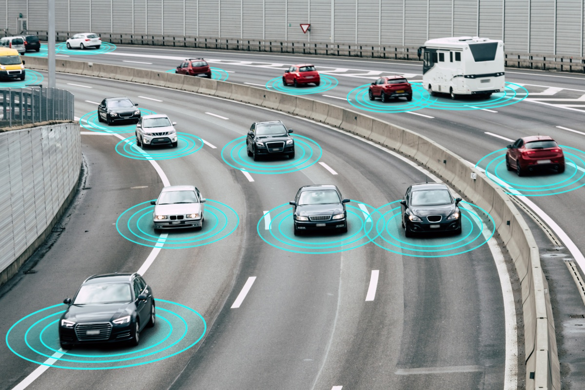 Iteris is helping to prepare the cities for a connected future on the road Picture: Business Wire