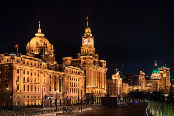 LED used to regenerate historic Shanghai buildings
