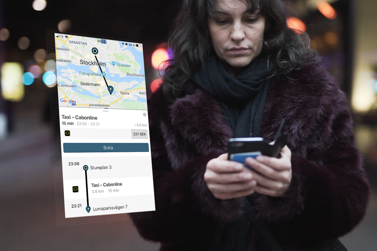 UbiGo offers one app, one contract and one bill for mobility options