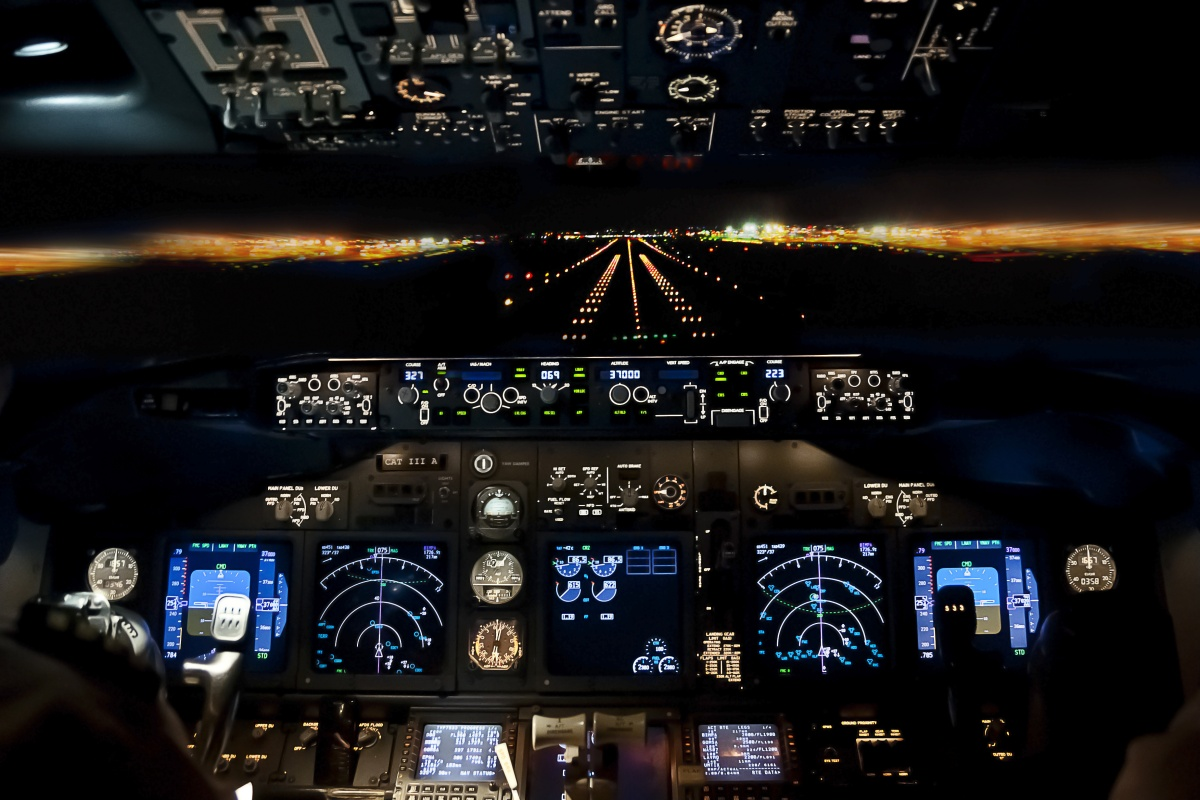 Research found 37 per cent said they would definitely not fly pilotless