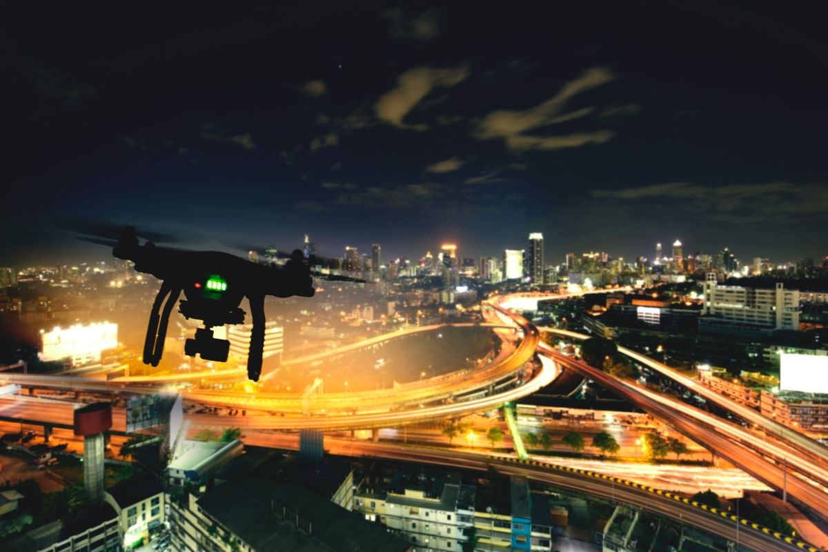 Drones are recognised threat to critical infrastructure, operations and individuals