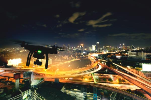 Drones pose cyber-security and privacy threats, says report