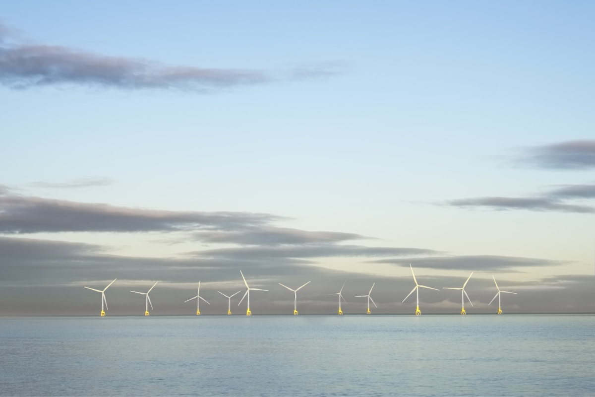The wind farm is planned for 2022 and the project will be managed from the UK