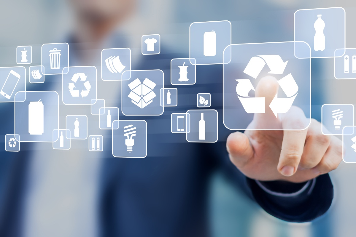 Digital waste management is on the city's smart roadmap