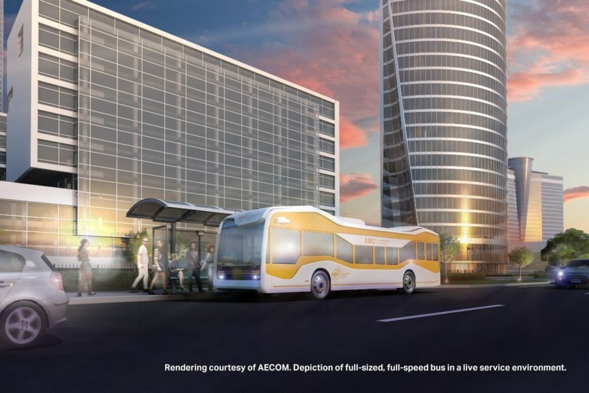 The consortium wants to shape the future of commuter bus transportation