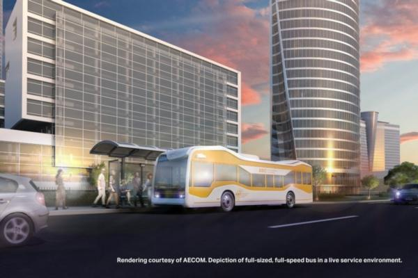 Infrastructure firm and US agencies form automated bus consortium