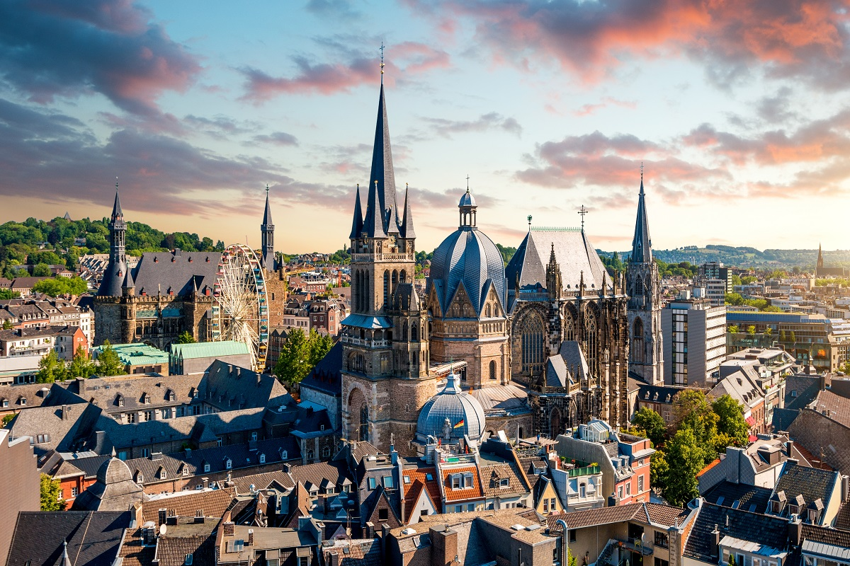 Aachen's city administration l...