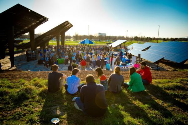 Individuals recognised for transforming public spaces