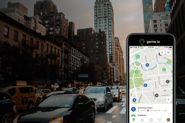 Smart city geo-location app secures funding