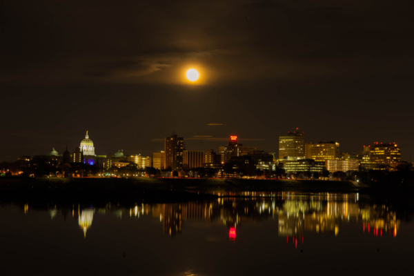 Harrisburg trials smart city tech via lighting infrastructure