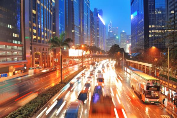 How technology will shape transportation in smart cities