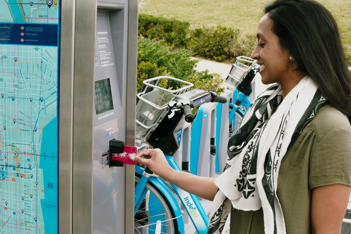 Indego is adding 400 more electric bikes and 12 new stations to the programme