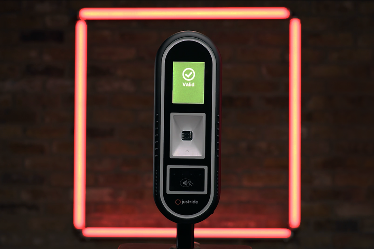 The Justride Validator scanning device that aims to change the economics of ABT