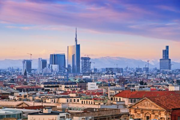 Milan crowned top city for wellbeing