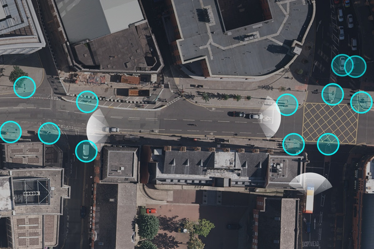 Fleets of vehicles will create a street-level view of Britain's road network
