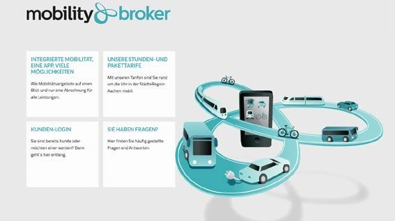 Mobility Broker