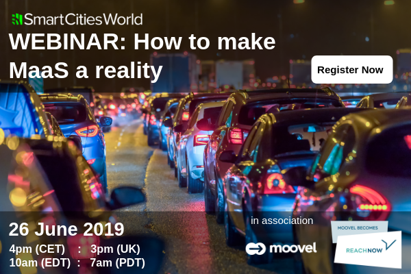 Webinar: How to make MaaS a reality