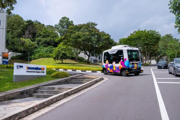 Singapore university embarks on autonomous trial