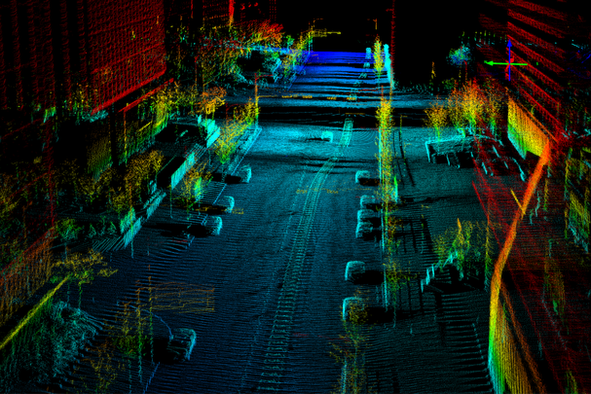 Lidar is one of the technologies in which Motus has invested. Picture: Quanergy
