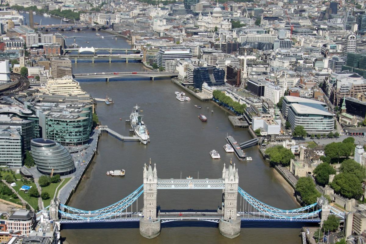 London was seeking solutions to improve river safety and address public health priorities