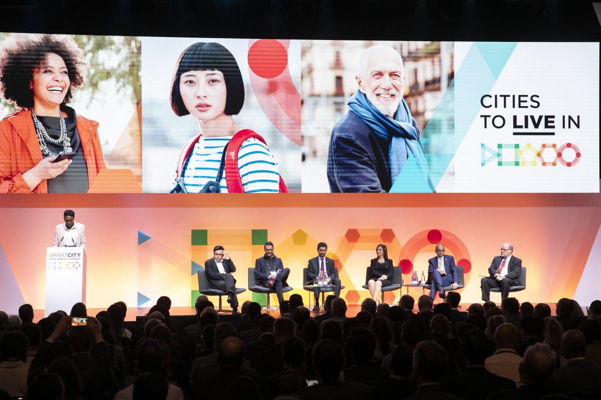 SCEWC18 saw 700 cities gather at the Gran Via Venue in Barcelona
