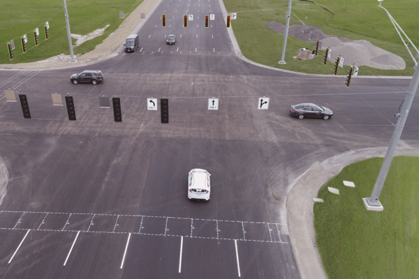 Advanced test site for future mobility opens in Ohio