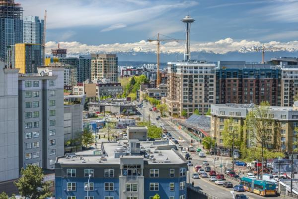 PayByPhone helps Seattle manage its parking and the kerb