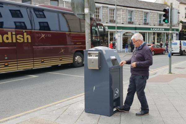 Galway uses IoT bins to fight mounting litter levels