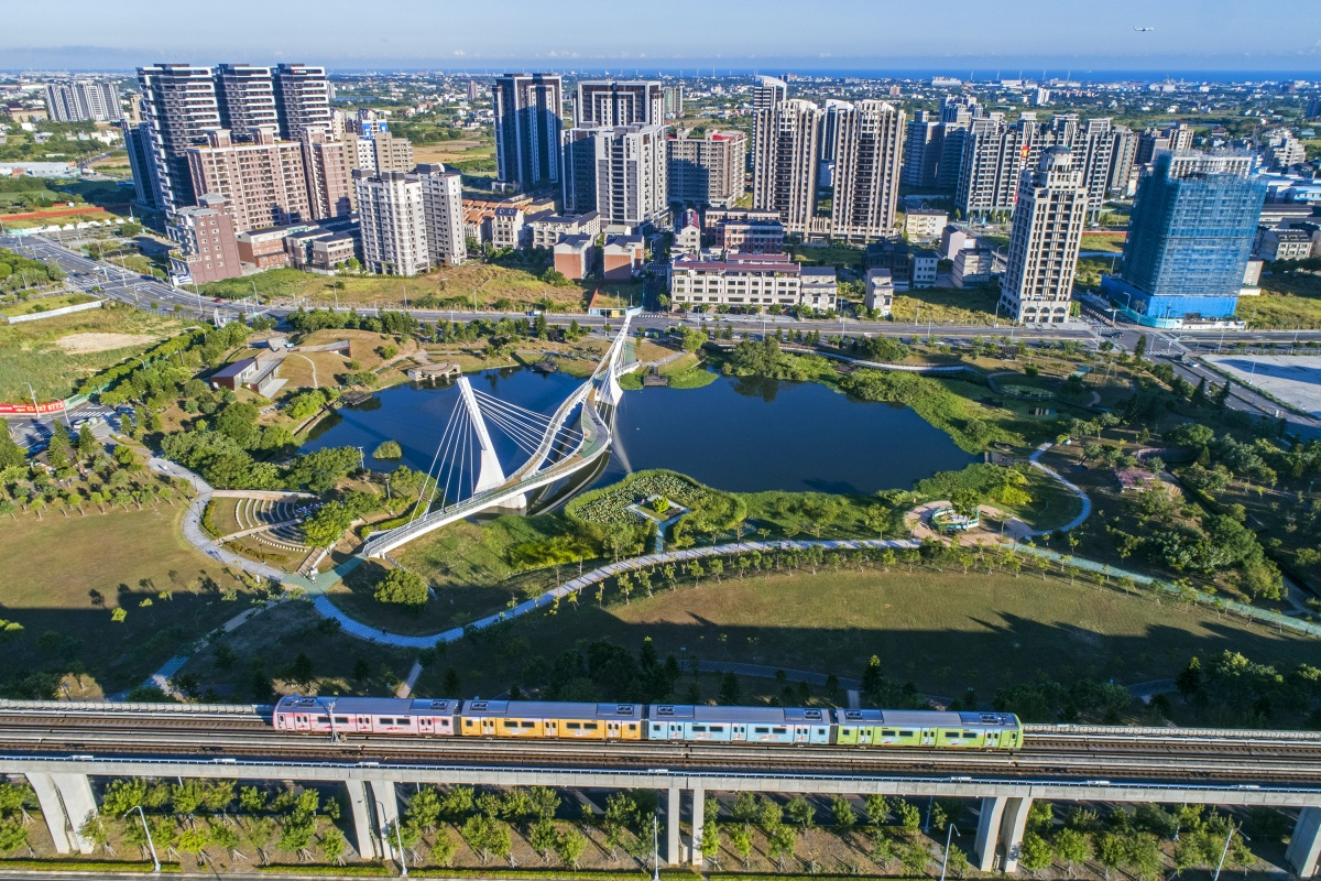 Taoyuan: a high achiever among smart and intelligent communities over the last decade