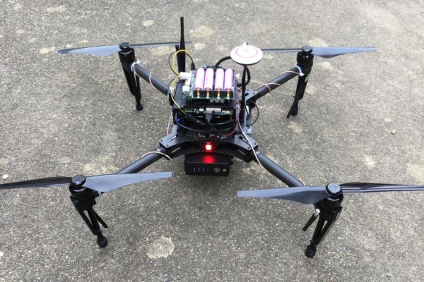 Autonomous drone trialled for emergency management