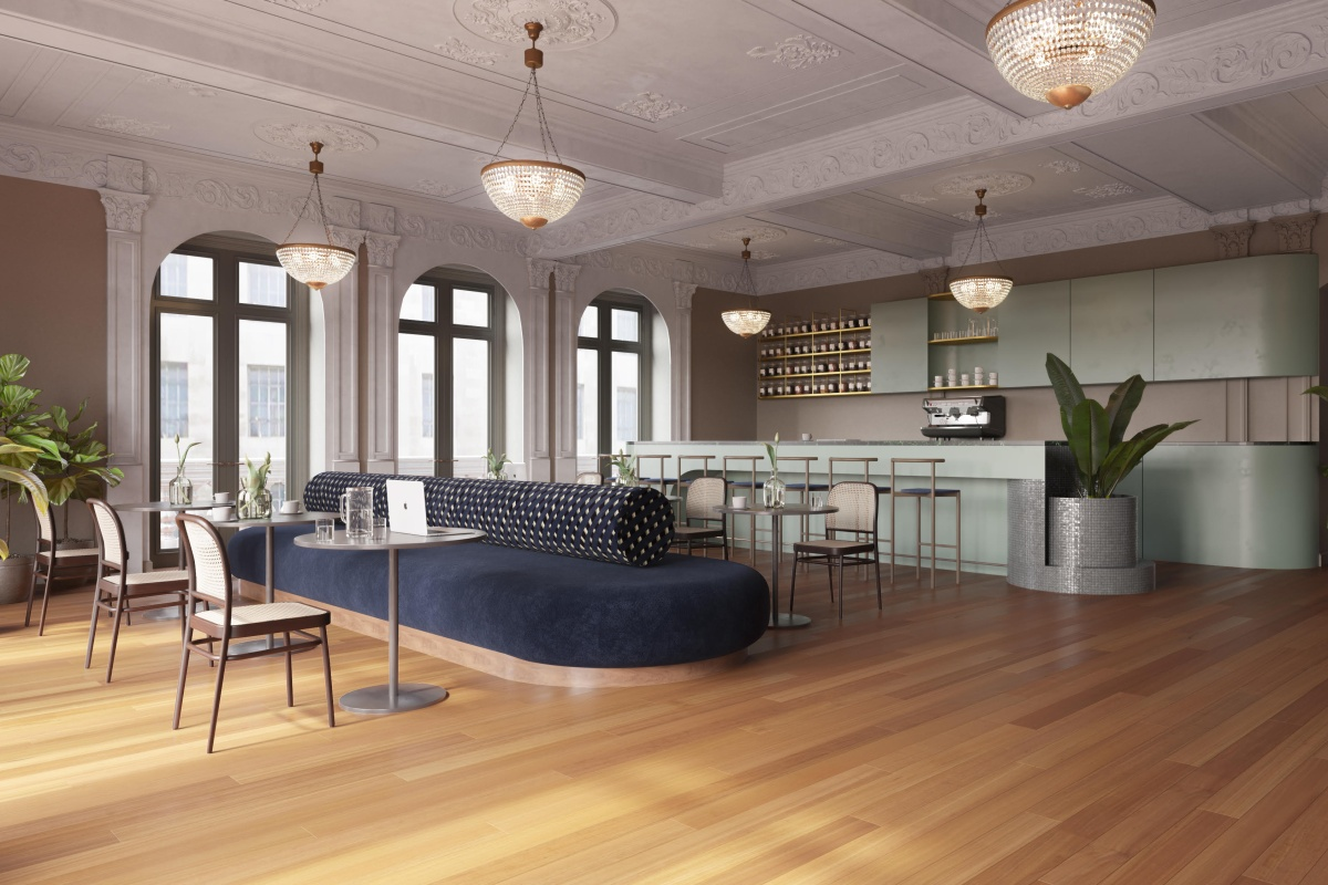 The Public Hall govtech workspace will open in July and house start-ups and innovators