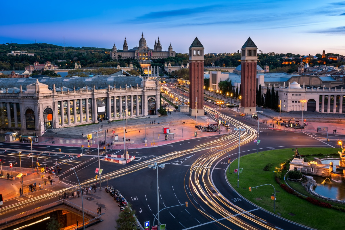 Barcelona's investment in smart traffic solutions puts it top of the rankings