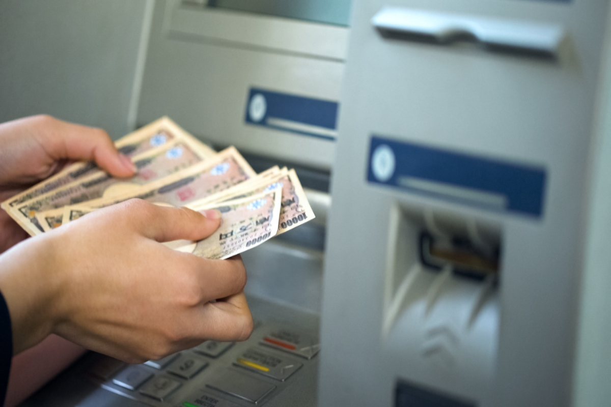 The next-generation ATMs will be introduced in Tokyo and then rolled out across the nation