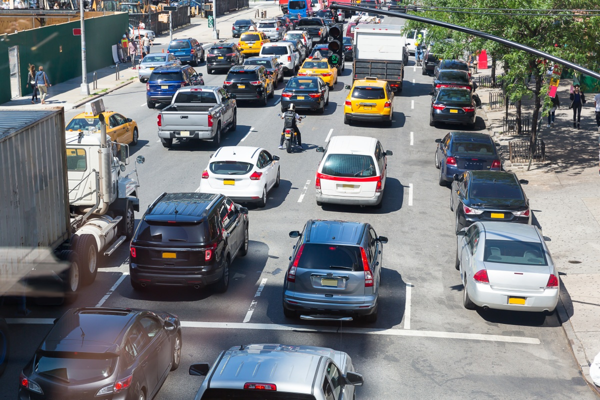 Congestion charging could help to fund infrastructure projects