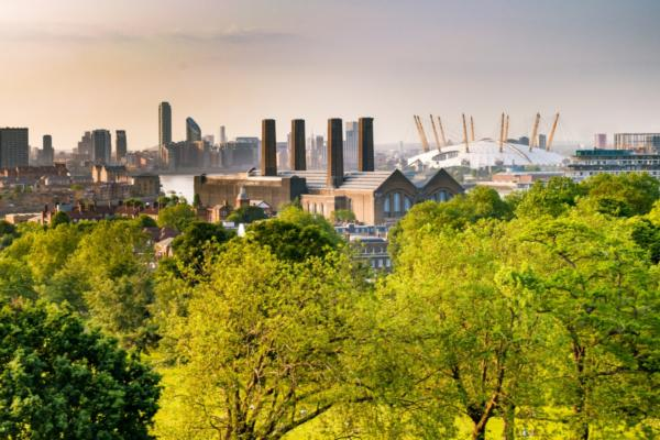 London crowned world's first National Park City