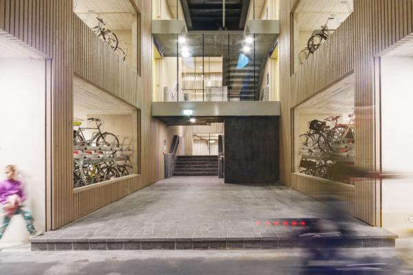 Utrecht becomes home to world's largest bike park