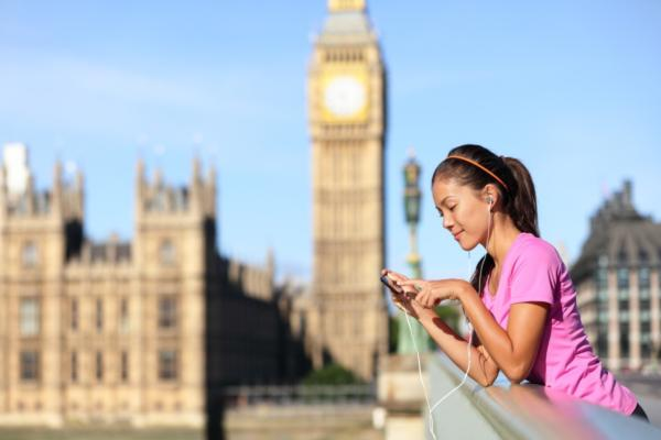 London ranked top city for Generation Z