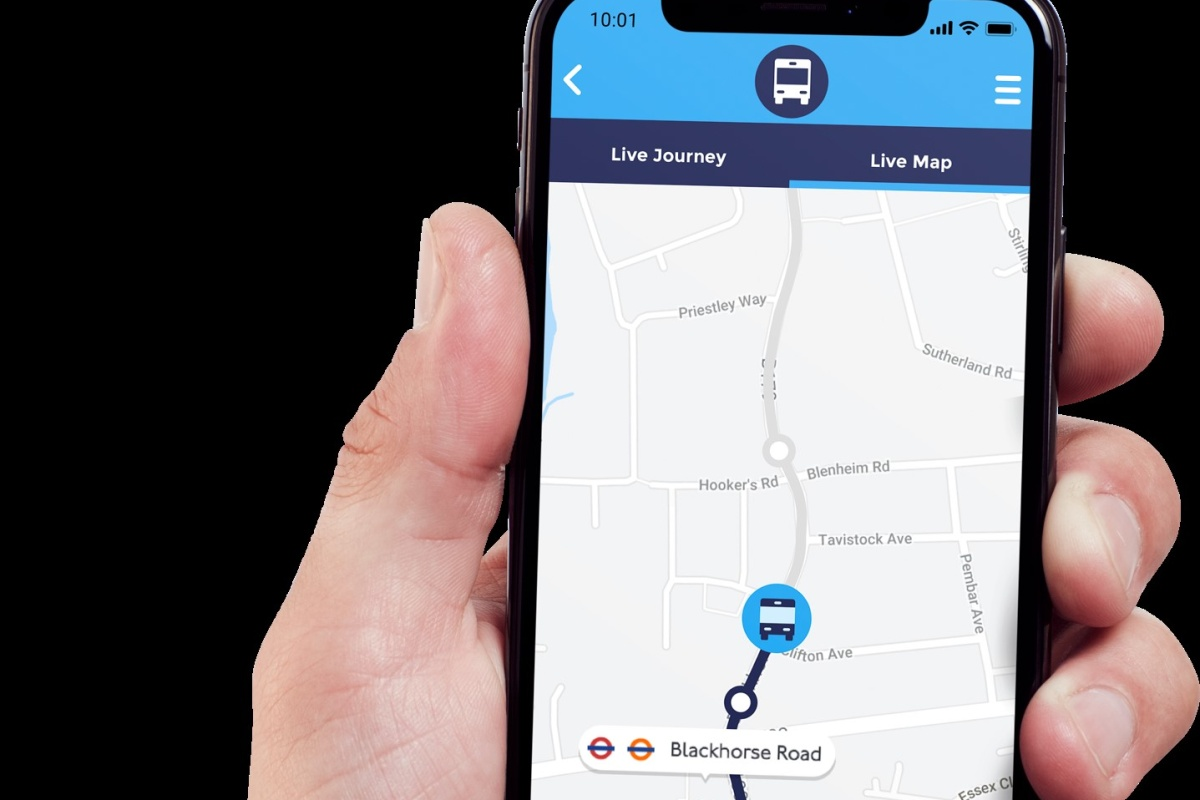 Live data will be used toupdate passengerson the status of their journeys