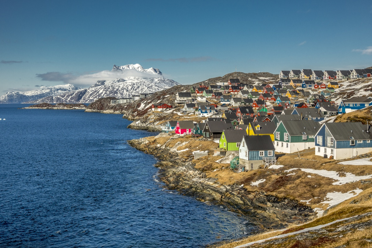 Greenland is one of the areas that will be covered by OneWeb's connectivity