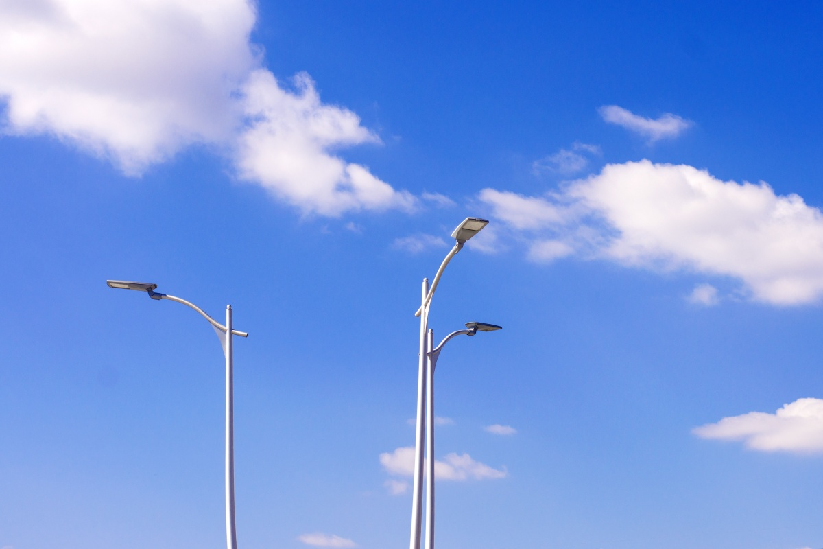 A smart lighting infrstrastruure can be used to enable other smart city applications