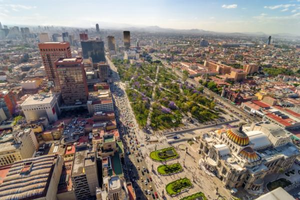 Mexico's largest cities promote digital inclusion