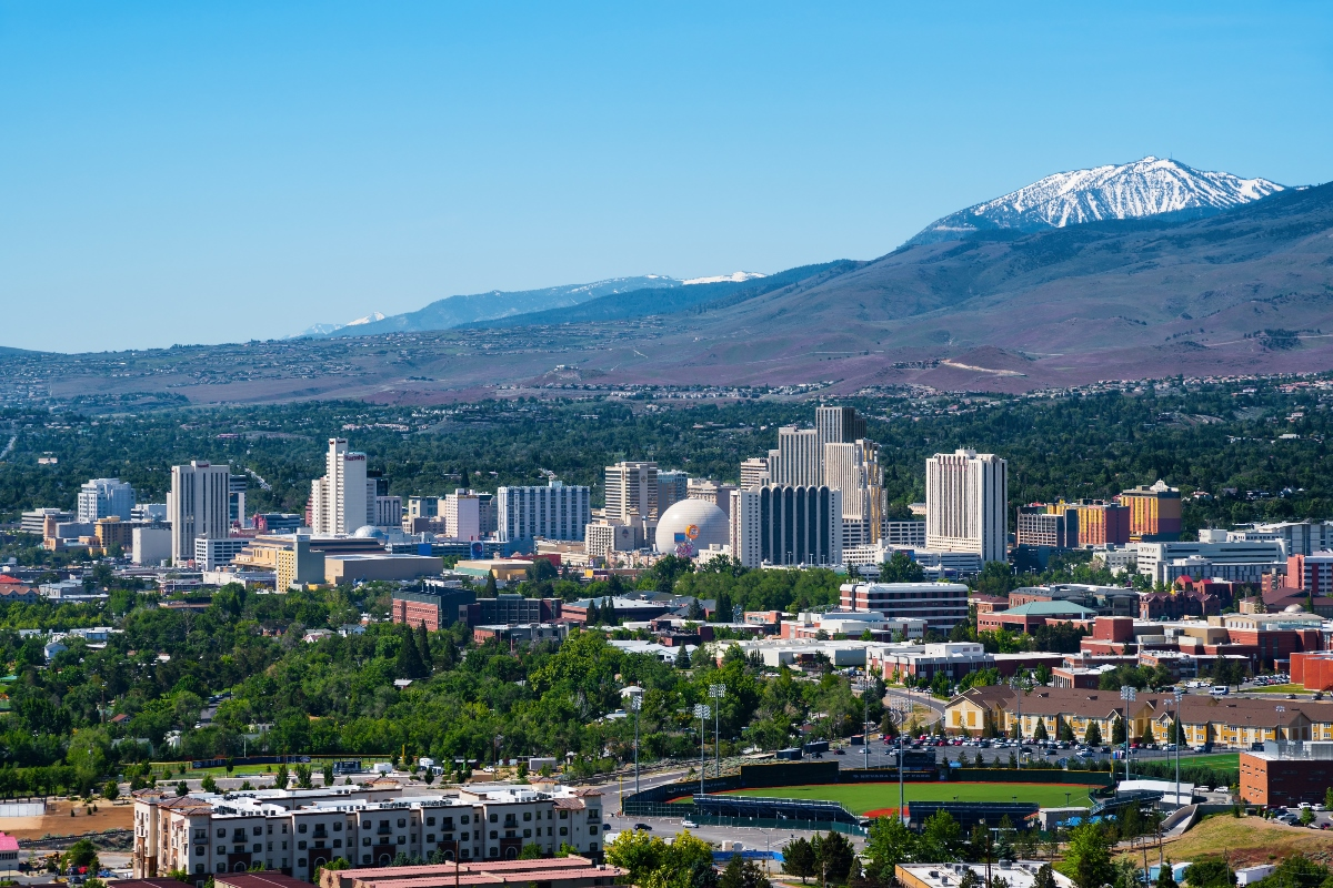 Reno knows first-hand the huge growth in data generated by smart city applications