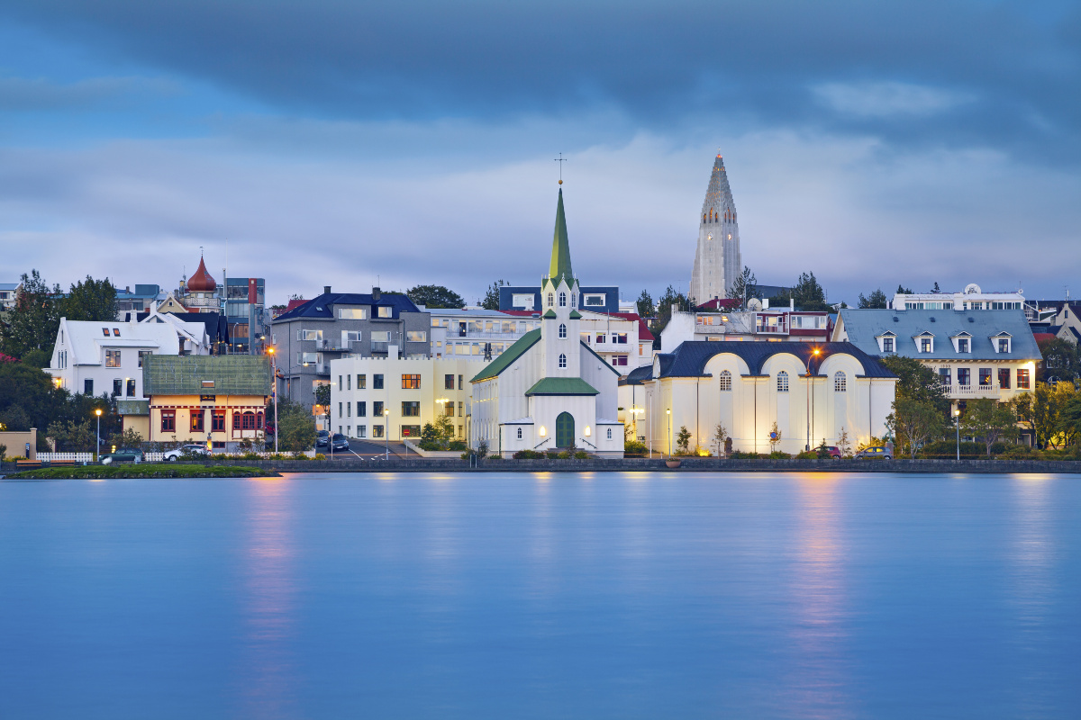 Reykjavik was host to the Nordic Council of Ministers' session